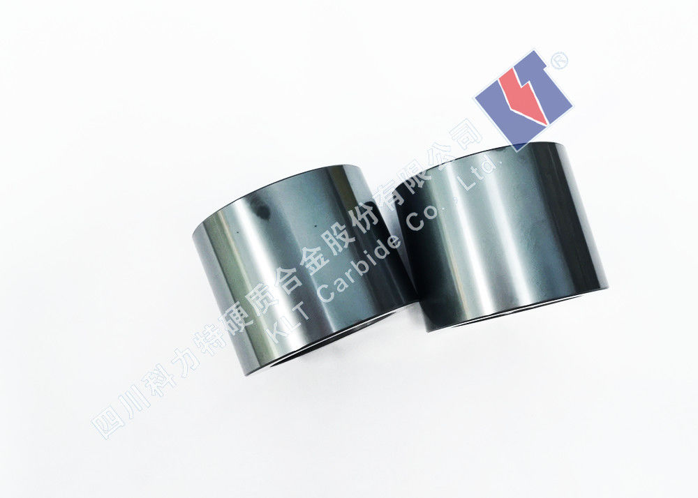 Corrosion Resistance Silicon Carbide Products Straight Bushing Iso9001 Approval