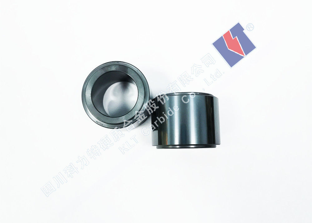 High Precision Silicon Carbide Products Water Pump Sleeve Thermal Shock Resistance