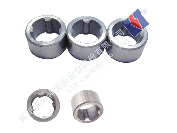 Wear Resistant Polished 92.5HRA Tungsten Carbide Sleeve
